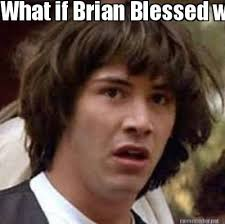 Meme Maker - What if Brian Blessed was actually God and we didn't ... via Relatably.com
