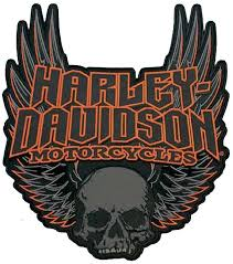 harley davidson patches rockers emblems legendary usa