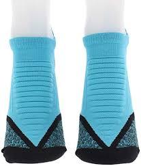 Nike Elite Running Cushion No-Show Tab Socks ... - Amazon.com