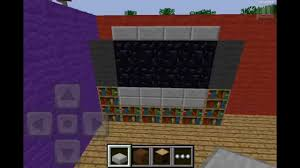 Minecraft Living Room Designs Minecraft Pe Tutorial 6 Living Dining Room Youtube