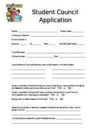 write a student council speech student council speech students student council application