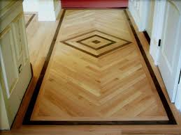 Wood Floor Layout Design Inlaid Wood Flooring Design Ideas Floor Plans And How To
