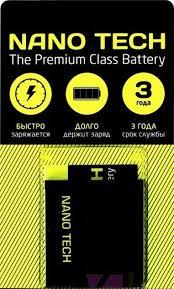 <b>Аккумулятор Nano Tech</b> Samsung G800F EB-BG800CBE <b>2100</b> ...