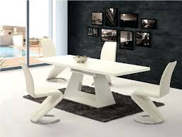 extendable dining table with 6 chairs extending white gloss dining table chairs penley walnut extendable dining