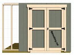 exterior double doors for shed. Plain Doors Double Shed Doors In Exterior Double Doors For Shed S