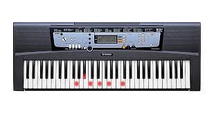 yamaha piano keyboard. portable keyboard review | 61-key yamaha ez-200 piano