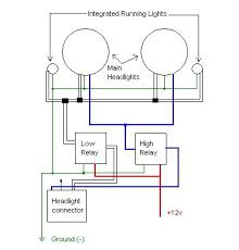 dominator headlight wiring diagram wiring diagram for you • installing dual headlights wrist twisters rh wristtwisters com universal headlight switch wiring diagram universal headlight switch wiring diagram