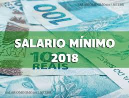 Resultado de imagem para salário mínimo