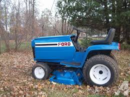 1977 ford lgt 165 garden tractor for in pine river minnesota