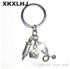 <b>2019 XKXLHJ</b> 2018 <b>New</b> Nurse Medical Box Medical Key Chain ...