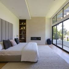 Image Furniture Sets Inspiration For Modern Medium Tone Wood Floor And Brown Floor Bedroom Remodel In Los Angeles Houzz 75 Most Popular Modern Bedroom Design Ideas For 2019 Stylish
