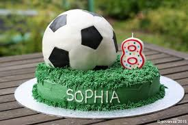 How To Decorate A Soccer Ball Cake How to Make a Soccer Ball Cake Edible Crafts 49