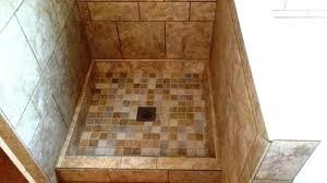 retiling bathroom floor image of bathroom floor tub shower retiling bathroom floor cost