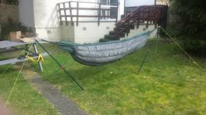hammock without stand. Perfect Stand And I Figured Out That My Redverz Expedition II Tent With The Bedroom Part  Unclipped And Removed Could Cover Entire Hammock U0026 Stand On Hammock Without Stand T