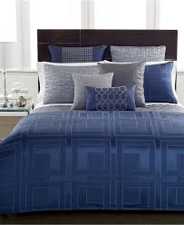 hotel collection quadre blue collection bedding collections bed bath macy s dream bedroomduvet coversblue