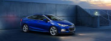 Chevy Cruze Comparison Chart The 2016 Chevy Cruze Trim Levels Satisfy At Biggers Chevy