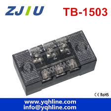 terminal blocks tb 1503 15a 3p patch panel wiring row junction box general terminals fixed wiring board wire connector board