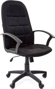 <b>Кресло</b> руководителя <b>CHAIRMAN 737</b> Ткань TW 11 черный ...