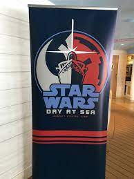 Disney Cruise Line's Star Wars Day at Sea - a Star Wars® Fan's Review