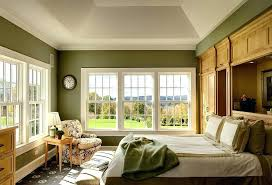 traditional bedroom ideas with color. Green Bedroom Ideas Traditional In And White With Large Windows Design Crisp Architects Color S