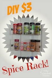 How To Build A Spice Rack Interesting Easy 60 DIY Spice Racks The Stonybrook House