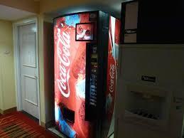 Where To Put My Vending Machine Custom Vending Machine Next To My Room Door Picture Of Courtyard Naples