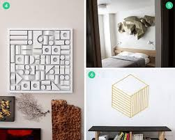 created at 03 27 2013 on diy 3d wall art with 12 cool 3d wall art and tabletop decor projects curbly