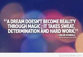 Dreams Become Reality Quotes Best Of A Dream Doesn't Become Reality
