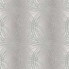 50 silver foil wallpaper for walls on