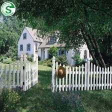 china decorative garden fence
