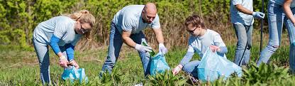 Which days are volunteers required? Corporate Volunteering National Wildlife Federation