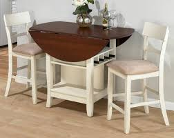 dining room small round folding dining table mahogany drop leaf table and chairs small drop leaf