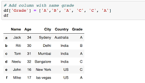 how to add new columns to pandas dataframe