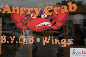 the angry crab is one s of a place