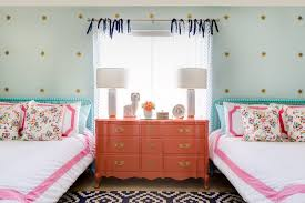 Design Reveal: Coral and Aqua Twin Nursery - Project Nursery
