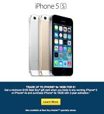 Best Buy fering Free 16GB iPhone 5s With Trade In of iPhone 4s