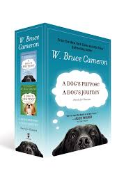 a dog s purpose book cover.  Cover A Dogu0027s Purpose Boxed Set W Bruce Cameron 9780765377401 Amazoncom  Books On Dog S Book Cover