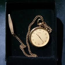 seiko pocket watch antiques vintage