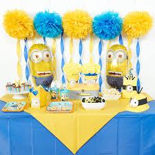 diy minions party ideas birthday express