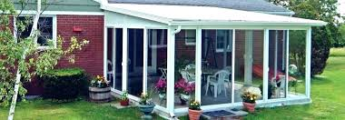 patio patio room kit beautiful and nice enclosures with s do it diy kits