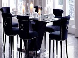blue leather dining room chairs. Full Size Of Navy Blue Dining Room Chair Cushions And White Chairs Leather