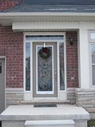 Glass Door Inserts Front Door Glass Insert Decorating Your - Exterior door glass insert replacement