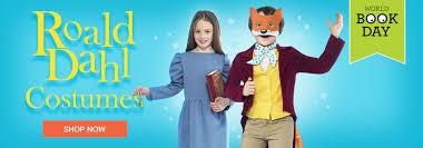 roald dahl world book day costume ideas