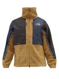 X Kazuki Kuraishi High Neck Fleece Jacket The North Face