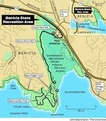 Benicia Tide Chart Fishing Benicia California Map