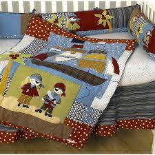 quick view pirates cove 4 piece crib bedding set by cotton tale designs