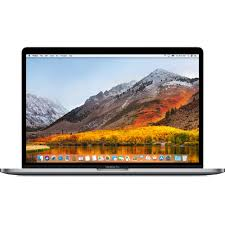 apple 15 4 macbook pro with touch bar mid 2018