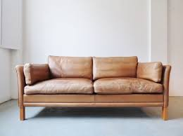 Awesome Light Brown Leather Sofa Sofa Glamorous Tan Leather Couch