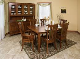 amish dining room set innovative with images of amish dining plans free fresh in