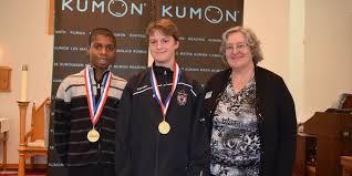 Kumon Math And Reading Kumon Math And Reading Centre In Stittsville Holds Awards